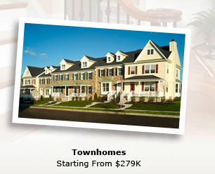 Townhomes -- Starting From $279K